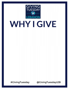 Copy of WHY I GIVE