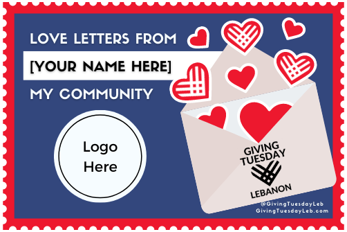 Love Letters to my Community - Giving Tuesday Lebanon (1)